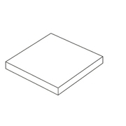 Nustone Paver 600 x 600 x 40mm Limestone Finish