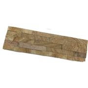 Stone Panel Timber Grain 3D 600mm x 150mm